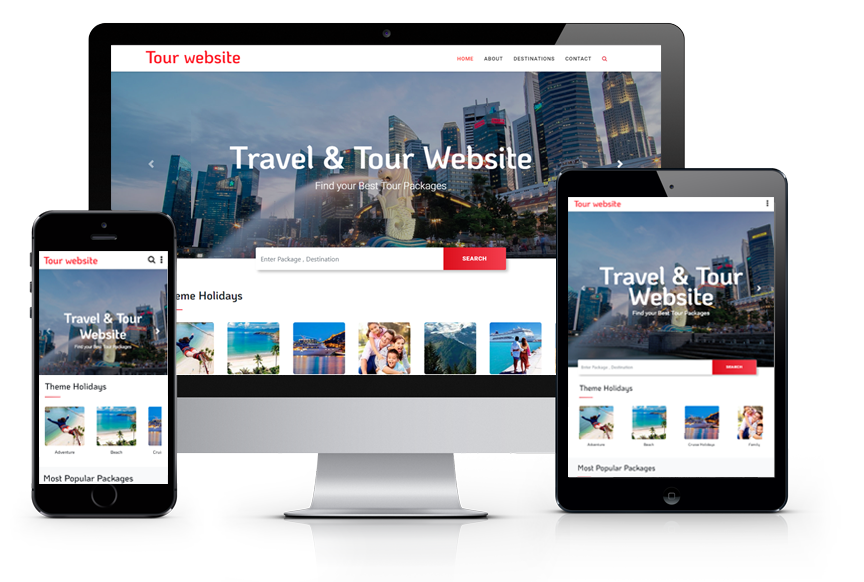 travel technology company